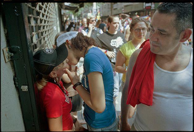Besos en público por Matt Weber (7)
