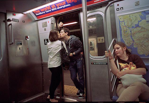 Besos en público por Matt Weber (6)