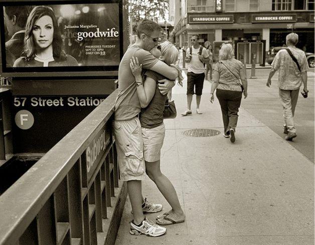 Besos en público por Matt Weber (4)