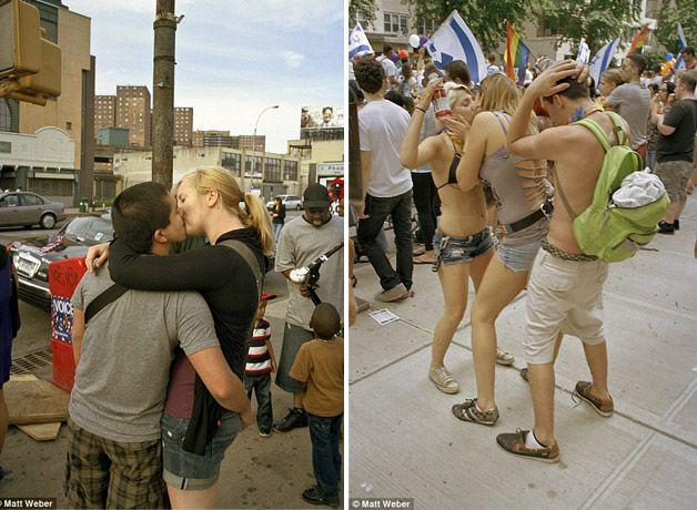 Besos en público por Matt Weber (21)