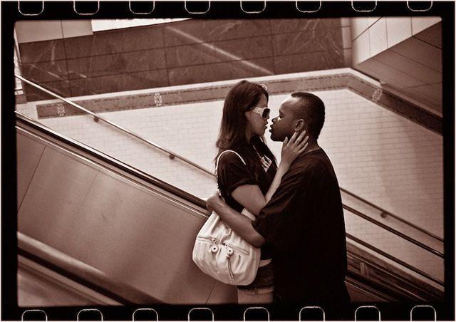 Besos en público por Matt Weber (17)