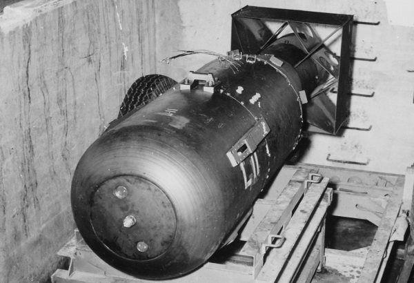 bomba atomica little boy
