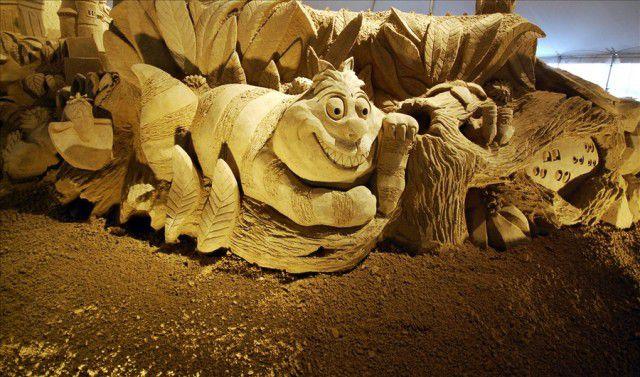 Esculturas arena Guy-Olivier Deveau (1)