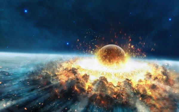 colision asteroide Tierra