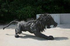 Esculturas neumáticos Yong Ho Ji (10)