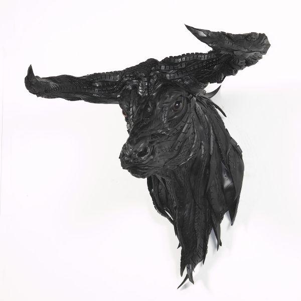 Esculturas neumáticos Yong Ho Ji (15)