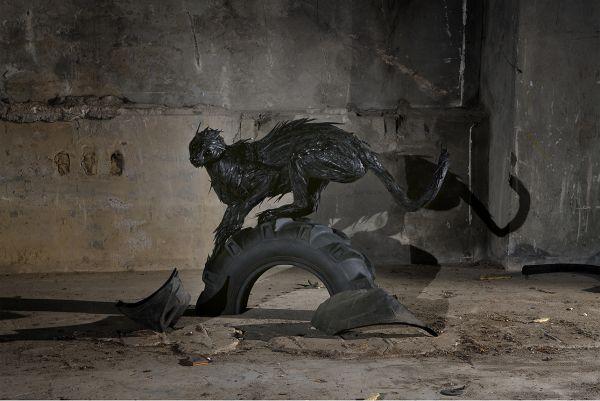 Esculturas neumáticos Yong Ho Ji (14)
