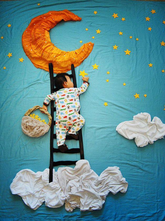 Fotos bebe durmiendo avanturas Queenie Liao (19)