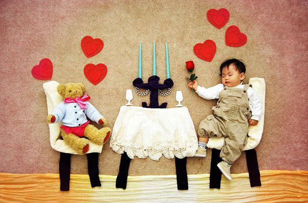 Fotos bebe durmiendo avanturas Queenie Liao (9)