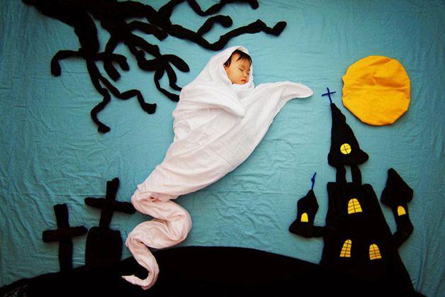 Fotos bebe durmiendo avanturas Queenie Liao (6)
