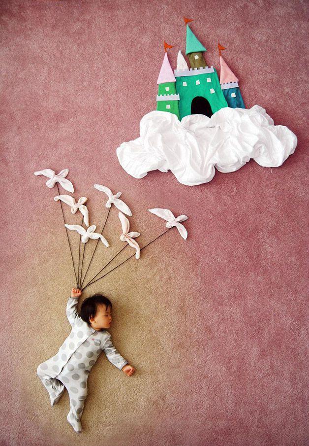 Fotos bebe durmiendo avanturas Queenie Liao (17)