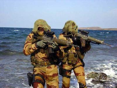 marina francesa comandos
