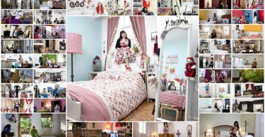Espejos y Ventanas - Habitaciones de mujeres jóvenes en todo el mundo
