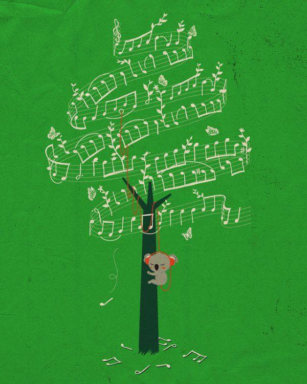 Ilustraciones positivas de Lim Heng Swee (14)