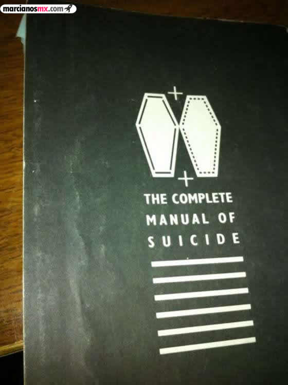 manual suicidio primera edicion