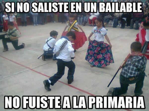 bailable primaria