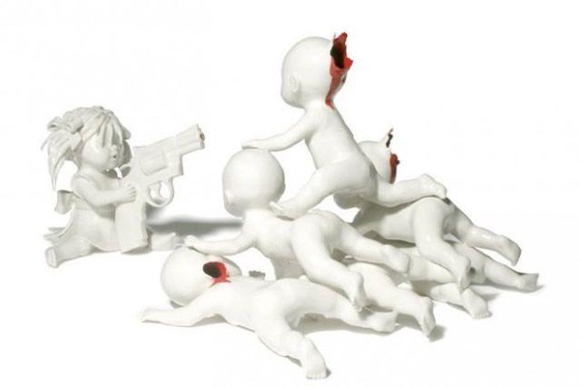 esculturas de Maria Rubinke (2)