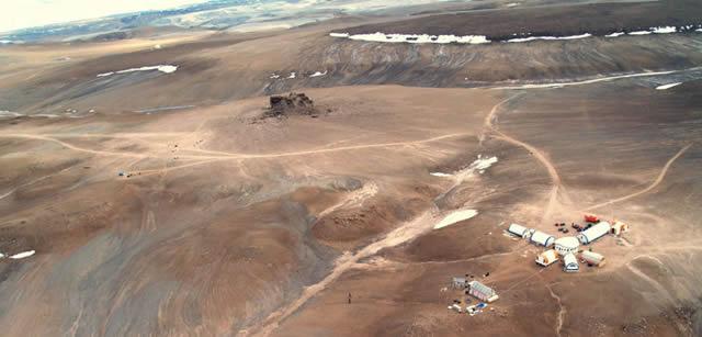Lugares extraterrestres en el planeta Tierra 22