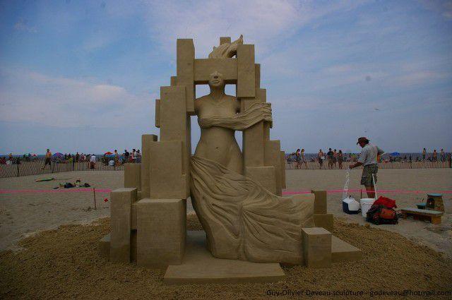 Esculturas arena Guy-Olivier Deveau (10)