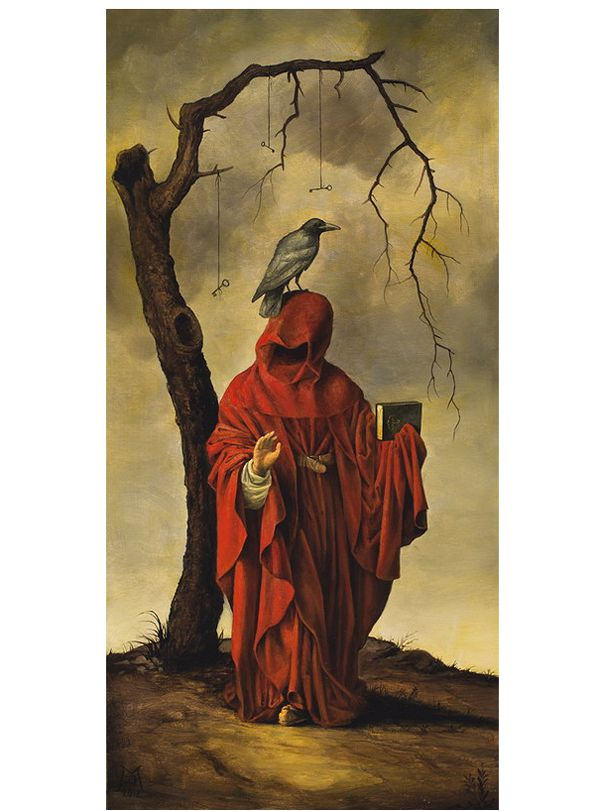 Pinturas Surrealismo Mike Davis (3)