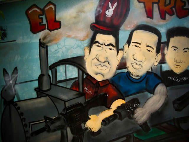 Prisión de San Antonio paraíso criminal Venezuela (5)