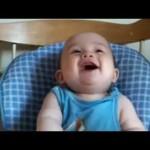 La mejor compilación de risas de bebés en video