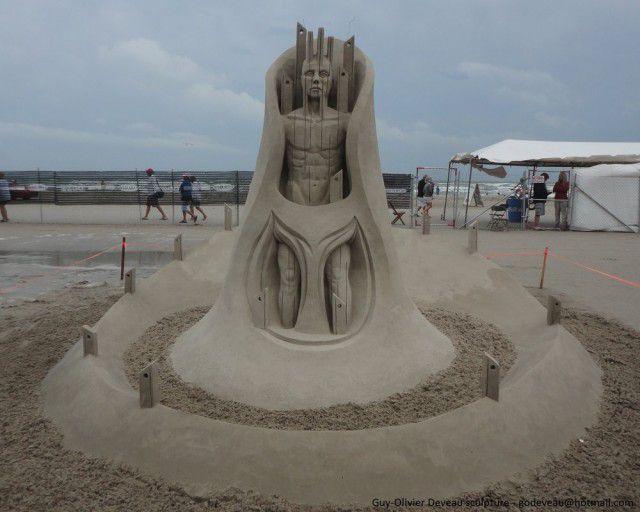 Esculturas arena Guy-Olivier Deveau (4)
