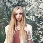 Alina Kovalevskaya, otra Barbie real de Ucrania