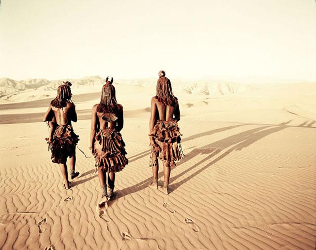 La vida de las tribus que están desapareciendo en todo el mundo 04