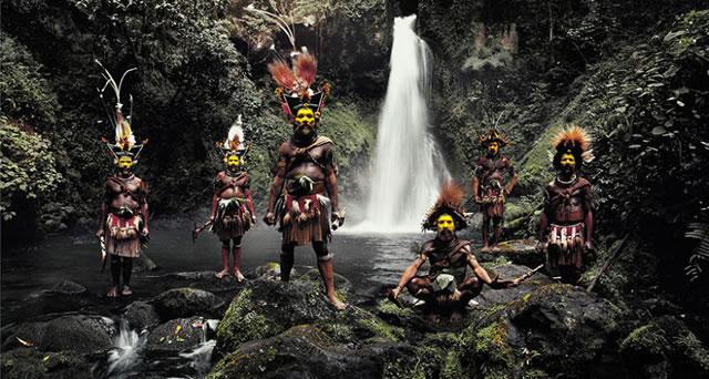 La vida de las tribus que están desapareciendo en todo el mundo 06