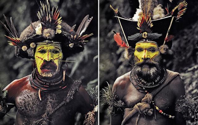La vida de las tribus que están desapareciendo en todo el mundo 07