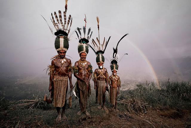 La vida de las tribus que están desapareciendo en todo el mundo 09