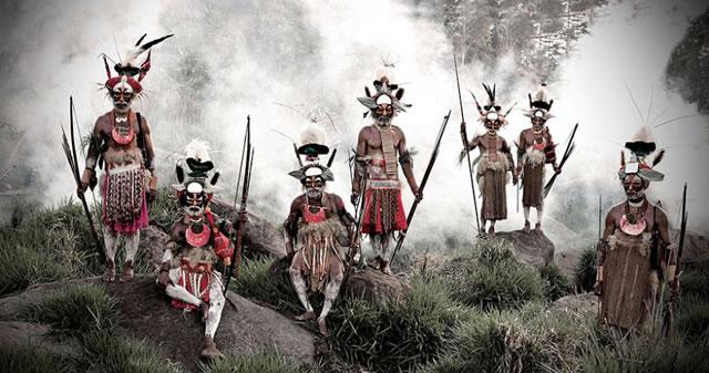 La vida de las tribus que están desapareciendo en todo el mundo 10