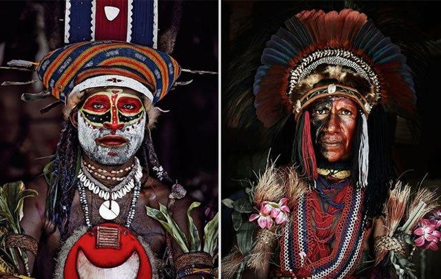 La vida de las tribus que están desapareciendo en todo el mundo 11