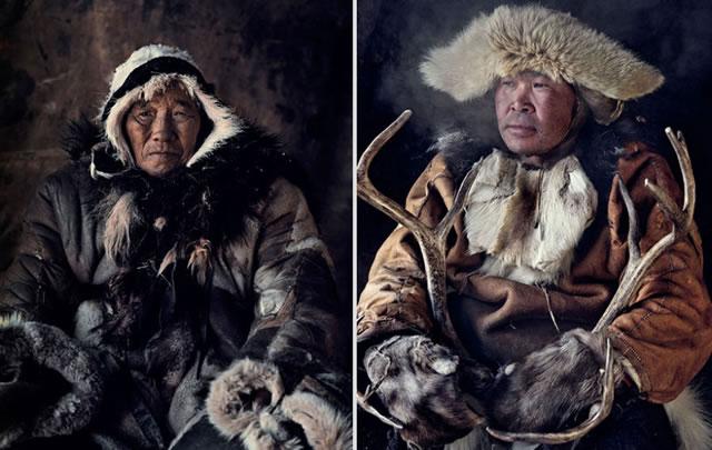 La vida de las tribus que están desapareciendo en todo el mundo 14