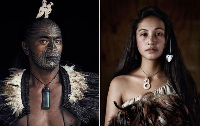 La vida de las tribus que están desapareciendo en todo el mundo 17