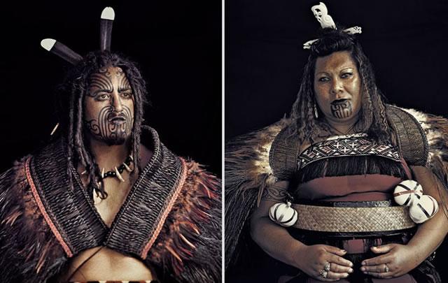 La vida de las tribus que están desapareciendo en todo el mundo 19