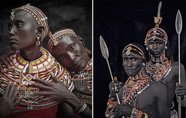 La vida de las tribus que están desapareciendo en todo el mundo 26