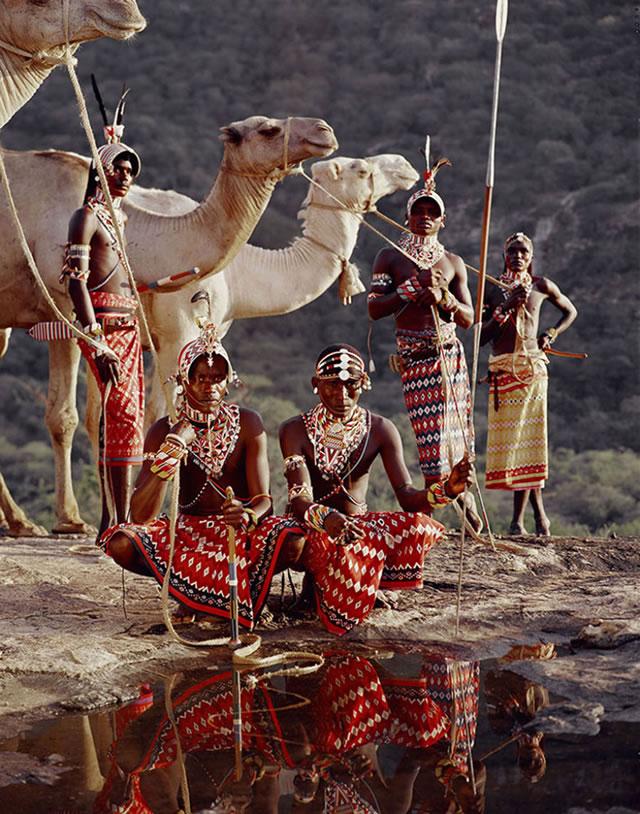 La vida de las tribus que están desapareciendo en todo el mundo 27