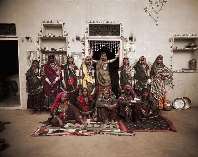 La vida de las tribus que están desapareciendo en todo el mundo 28