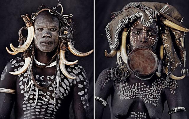 La vida de las tribus que están desapareciendo en todo el mundo 31