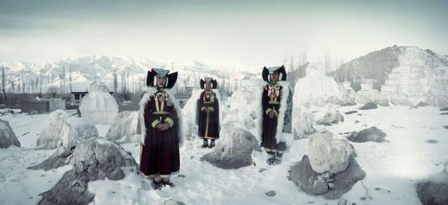 La vida de las tribus que están desapareciendo en todo el mundo 32