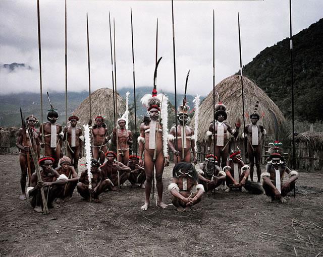 La vida de las tribus que están desapareciendo en todo el mundo 41