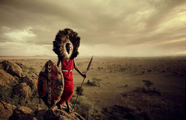 La vida de las tribus que están desapareciendo en todo el mundo 43