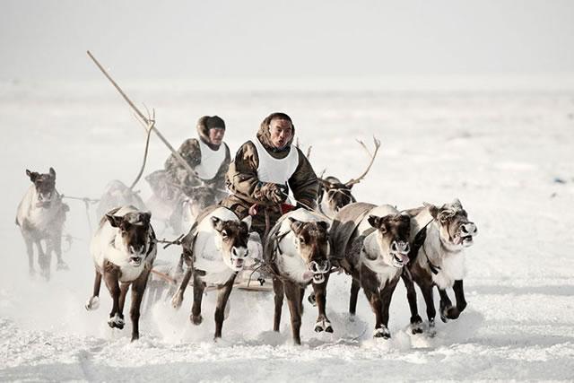 La vida de las tribus que están desapareciendo en todo el mundo 45