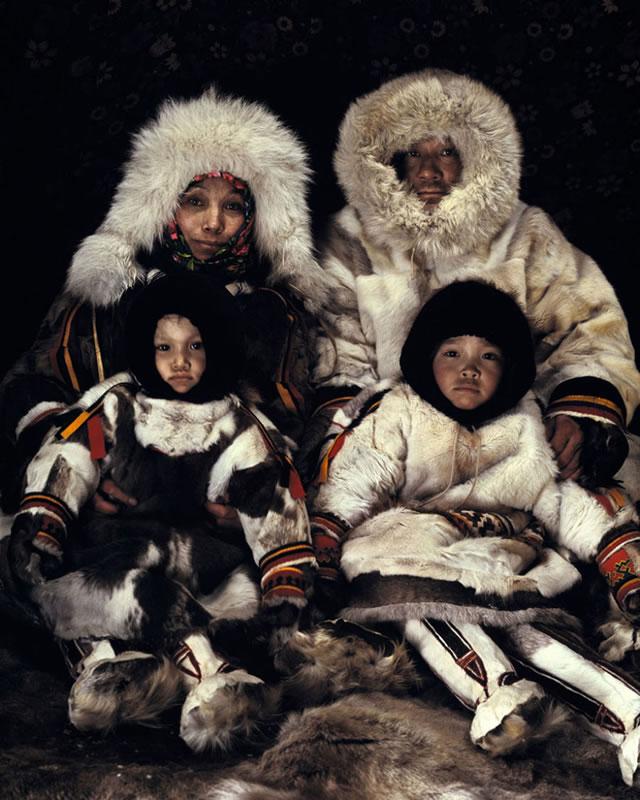 La vida de las tribus que están desapareciendo en todo el mundo 46