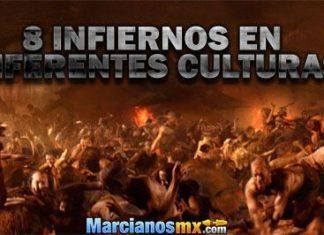 8 Infiernos en diferentes culturas