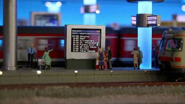 Miniatur Wunderland mundo en miniatura (13)