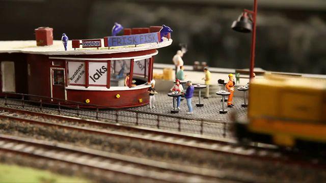 Miniatur Wunderland mundo en miniatura (15)
