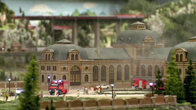 Miniatur Wunderland mundo en miniatura (19)